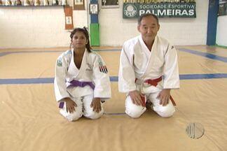 Judoca de Mogi das Cruzes representa seleção brasileira - Gabriela Clemente foi uma das cinco atletas convocadas para participar do sexto Festival Olímpico da Juventude