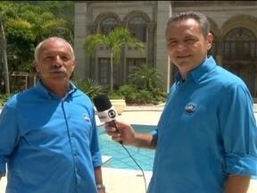 Veja como ficaram as chamadas para o Campeonato Carioca - Assista aos bastidores das gravações para as chamadas do Cariocão 2013.