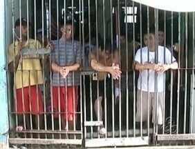 Ministério Público faz mudanças no regime semiaberdo de presídio de Parintins, no AM - Agora, os presos não precisam mais voltar para a cadeia