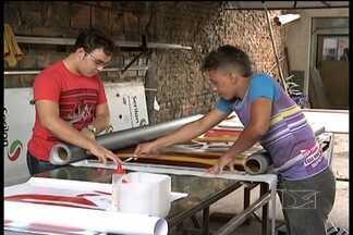 De acordo com o Sebrae, 4.000 empreendedores saíram da informalidade em Imperatriz - Setor é responsável pela maioria dos empregos criados na cidade.