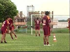 Boa Esporte faz pré-temporada em sua antiga cidade - Equipe está em Ituiutaba se preparando para o Mineiro