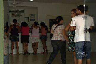 Doentes sofrem para conseguir atendimento nos centros de saúde de Goiânia - Pacientes precisam passar por até três Cais para conseguir um médico.Secretaria Municipal de Saúde justifica que unidades fazem classificação de risco.