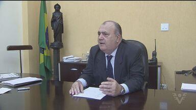 Polícia Civil na Baixada Santista e Vale do Ribeira tem novo comando - Delegado Aldo Galiano substitui Waldomiro Bueno Filho. O novo diretor assumiu na tarde desta quinta-feira e falou sobre algumas de suas prioridades.