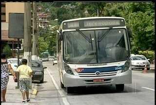 Moradores de Teresópolis, RJ, se queixam do reajuste da passagem - Além do valor de R$ 2,90, reclamações também apontam do serviço prestado.O aumento foi de 16% em todas as 73 linhas do município.