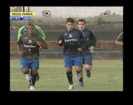 Grêmio chega a Quito, Equador, para jogo contra a LDU - Equipe estreia na Pré-Libertadores no próximo dia 23.