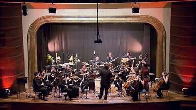 Reprise: Orquestra de Ouro Preto mostra repertório da 'Beatle Week', na Inglaterra - Programa foi exibido em 19 de agosto de 2012.
