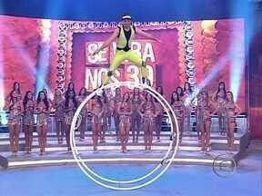 Se vira nos 30 apresenta o talento de Kaka Manbelli - Artista faz número que é atração do Cirque du Soleil