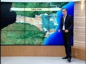 Leandro Puchalski fala sobre da previsão do tempo para os próximos dias - Leandro Puchalski fala sobre da previsão do tempo para os próximos dias.