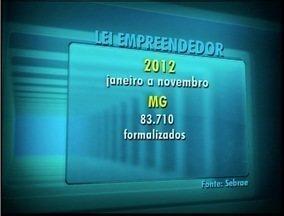 Mercado de Trabalho: Minas está em os três estados em formação de empreendedores - Minas Gerias ultrapassou em 20% a meta de formação de empreendedores.