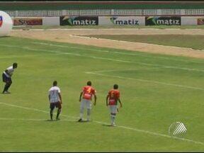 Confira os gols da rodada de estreia do Campeonato Baiano de 2013 - Nenhum time da casa venceu. Foi o dia dos forasteiros levarem a melhor.