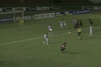 Campinense empata com Fierense na estreia da Copa do Nordeste - Depois de ficar duas vezes atrás no placar, a Raposa foi buscar o resultado e acabou empatando fora de casa por 2 a 2.