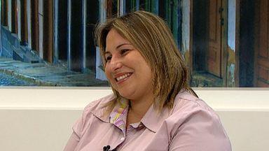 Copa do Mundo de 2014 gera oportunidades de emprego, diz especialista - Entrevista no estúdio com a professora Jacqueline Rezende.
