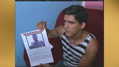 Mototaxista de Jupi, no Agreste, está desaparecido há mais de 15 dias - Os parentes e a polícia estão em busca de informações que possam ajudar a localizá-lo.