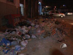 Alto índice de inadimplência do IPTU em Salvador atrapalha a coleta de lixo - O motivo é que junto com o IPTU vem a taxa do lixo, que garante a coleta regular nos vários bairros da cidade.