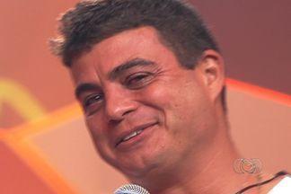 Goiano Dhomini é eliminado no paredão do BBB - E os goianos sofreram uma baixa na casa mais vigiada do Brasil. A disputa do Big Brother Brasil 13 terminou para o goiano Dhomini.