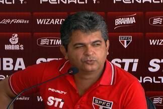 São Paulo estreia na Libertadores com time novo contra o Bolívar - Ney Franco altera esquema tático para explorar fraquezas do adversário e Aloísio entra no lugar de Ganso.