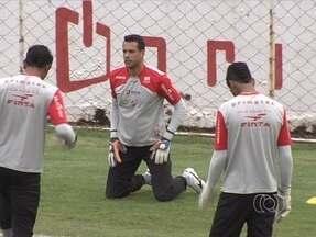 Com novidade no gol, Vila pega o Crac no OBA - Vinícius estreará na camisa 1 do Tigre.