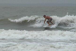 Marcelo Vaz representa o Maranhão no Campeonato Brasileiro de surf - Surfista disputará o torneio, que será realizado em Fortaleza, na categoria master