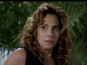 Morena acusa Wanda de ter matado Jéssica - Bela do Alemão não aceita a morte da amiga