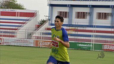 Fortaleza aposta na experiência contra o Sousa - Fortaleza aposta na experiência de jogadores como Angelim e Leandro para atitude diferente contra o Sousa