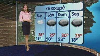 Confira a previsão do tempo no Sul de Minas - Confira a previsão do tempo no Sul de Minas para essa quinta-feira (24)