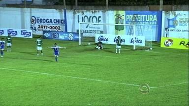 Vila Aurora empata com o Cuiabá nos últimos minutos - No estádio presidente Dutra o Cuiabá mais uma vez sofreu o empate nos acréscimos.