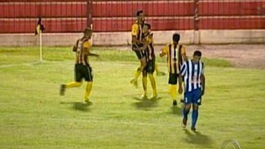 Rondonópolis goleou o Sinop no Luthero Lopes - Para o Galo do Norte, a situação está mais difícil, já que também perdeu na primeira rodada.