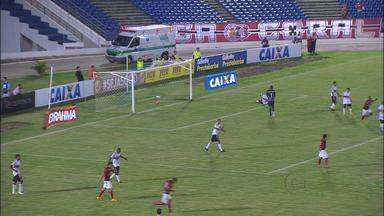 Veja os gols da Copa do Nordeste e a estreia do Náutico no Campeonato Pernambucano - O Santa Cruz perdeu para o Campinense. E o Salgueiro foi goleado em Salvador pelo Vitória. Já o Náutico não passou de um empate com o Chã Grande.