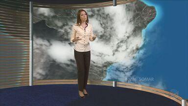 Previsão do tempo - 26/01/2013 - Ribeirão Preto e região - Saiba como fica o tempo neste sábado (26) e domingo (27).