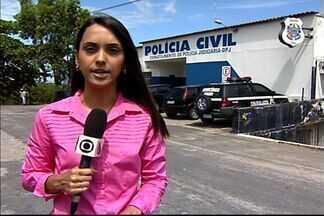 Homem se frustra em tentativa de furto, em Linhares, ES - Suspeito foi ouvido e deve ser levado ao Presídio de Linhares, segundo a polícia.
