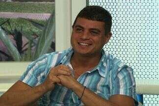 Confira a entrevista do ex-BBB Dhomini ao Jornal Anhanguera, Goiás - O Jornal Anhanguera abre espaço para o Big Brother Brasil e recebe o último eliminado do programa, o goiano Dhomini.