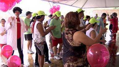 'Projeto Caminhar' tem atividades na Região do Barreiro neste fim de semana - Atividades são neste sábado e no domingo