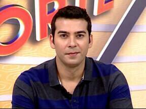 Globo Esporte - TV Integração - 26/01/2013 - Veja as notícias do esporte do programa regional da Tv Integração