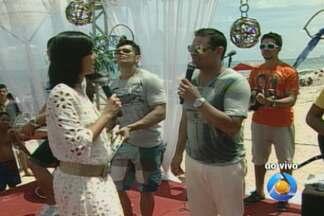 Samba da Elite se apresenta no JPB Verão - Banda está com quatro anos de atividade e fala sobre agenda para carnaval.