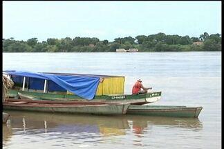 Defesa Civil alerta para cheia no Rio Tocantins - O nível do Rio Tocantins começou a subir nos últimos dias e a Defesa Civil alerta que a enchente pode atingir a zona ribeirinha nesse fim de semana.