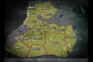Falta de água vai atingir 15 bairros de Belém no domingo, 27 - Cosanpa irá interromper fornecimento em 15 bairros de Belém. Motivo é obra na estação de tratamento do Bolonha.