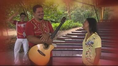 Boi-bumbá Garantido se prepara para o Carnaboi 2013 - O cantor Carlinhos do Boi falou com a TV Amazonas sobre as expectativas para a festa que acontece tradicionalmente no Carnaval de Manaus. Confira.