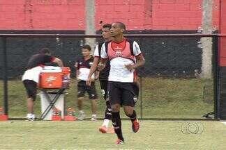 Atlético-GO muda time para enfrentar o Goiás no domingo - Dragão terá seis novidades para o clássico contra o Verdão, em relação à equipe que foi goleada em casa pelo Anápolis na última rodada do Campeonato Goiano.