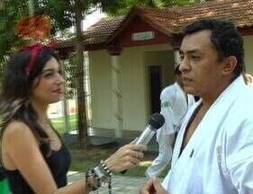 ZAPPEANDO: O karateca Reticlis Matos fala sobre a cena do karate em Manaus. - Ele fala do trabalho que esta sendo desenvolvido na cidade.