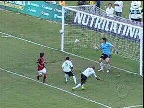 Veja como foi o primeiro jogo de Alex depois da volta ao Coritiba - Jogo amistoso terminou empatado