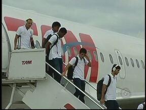 Corinthians chega a Rio Preto, SP, para confronto contra o Mirassol - E neste domingo (27) tem rodada do Campeonato Paulista no noroeste paulista. O Mirassol, representante da região que vem de duas derrotas, vai encarar ninguém menos que o Corinthians, atual campeão mundial.
