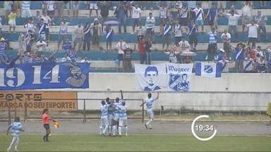 Com gol de Nenê, Taubaté bate Guaçuano na Série A3 - Com um gol de Nenê nos acréscimos da segunda etapa, o Taubaté estreou com vitória por 1 a 0 contra o Guaçuano neste sábado, 26, pela primeira rodada da Série A3 do Campeonato Paulista. O jogo aconteceu no estádio Joaquim de Morais Filho, em Taubaté.