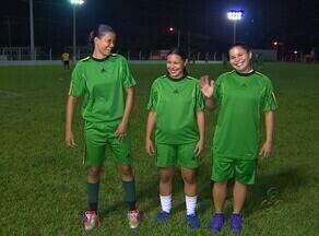 Iranduba apresenta reforços para a Copa do Brasil de Futebol Feminino - Iranduba apresenta reforços para a Copa do Brasil de Futebol Feminino. Time estreia no dia 2 de fevereiro, contra o Atlético de Roraima.