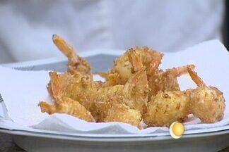 Madrugada Vanguarda - Menu - Camarão frito - Menu - Camarão frito
