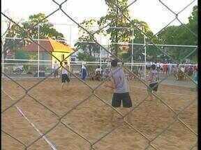 Começam os Jogos de Verão em Uruguaiana, RS - 37 equipes participam de diferentes modalidades.