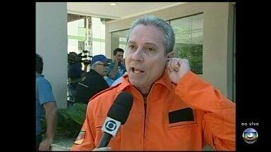 Major Pereira diz que a capacidade da boate era de 691 pessoas - Ele defende que lei de prevenção de incêndio deve ser uniformizada em âmbito federal