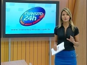 Obra de drenagem, em Biguaçu, interdita rua e altera horário dos ônibus - Obra de drenagem, em Biguaçu, interdita rua e altera horário dos ônibus.