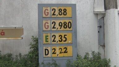 Preço dos combustíveis aumentou nas refinarias - Na manhã desta quarta (30), nos postos de combustível de Manaus o preço ainda não tinha sofrido aumento