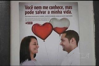 Em Caxias, o Hemomar faz campanha para reforçar a doação de sangue - O trabalho é para que não falte sangue no período do carnaval, quando geralmente aumenta a necessidade, por causa do grande número de acidentes.
