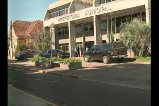 Prefeitura de Tupanciretã é assaltada - Bandidos fugiram levando o dinheiro do cofre do município